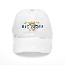 Big Bend 3 Baseball Cap