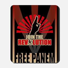Hunger Games Revolution 3 Mousepad