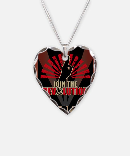 Hunger Games Revolution 3 Necklace