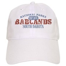 Badlands 3 Baseball Cap