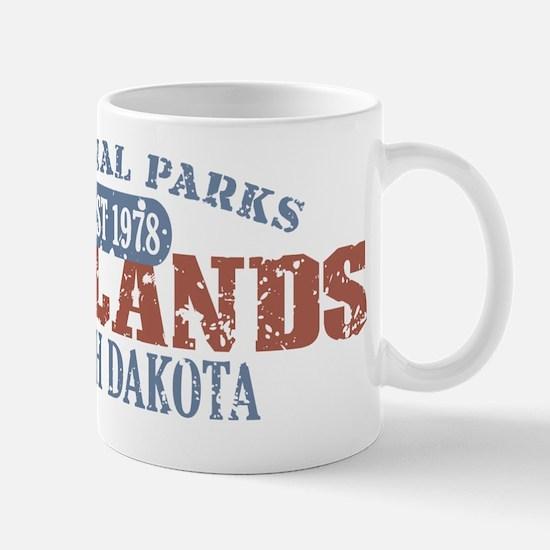 Badlands 3 Mug