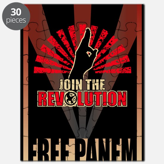 Hunger Games Revolution 2 Puzzle