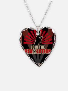 Hunger Games Revolution 2 Necklace