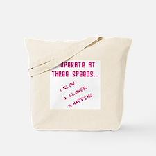Chronic Fatigue Tote Bag