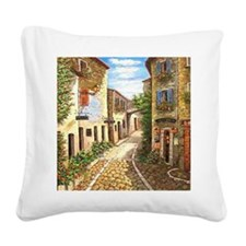 queenprovence Square Canvas Pillow