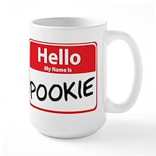 Hello My Name is Pookie Mug