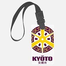 Kyoto City Luggage Tag