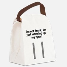 drunk t-shirts Canvas Lunch Bag