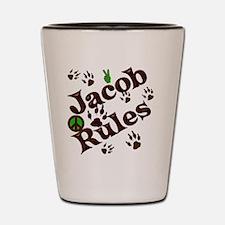Jacob Rules Blanket Shot Glass