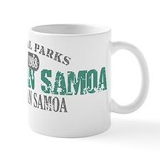 American Samoa 3 Mug