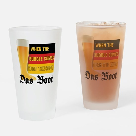 das_boot Drinking Glass