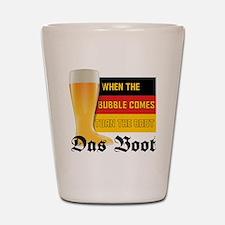 das_boot Shot Glass
