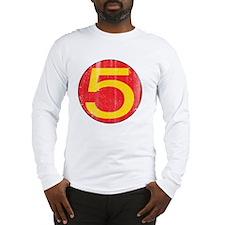 M5_merch Long Sleeve T-Shirt