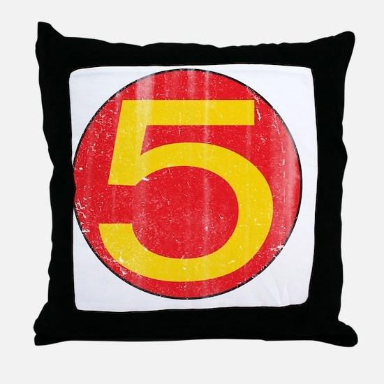 M5_merch Throw Pillow