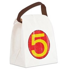 M5_shirt Canvas Lunch Bag