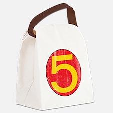 M5_shirt Canvas Lunch Bag
