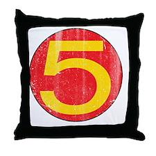 M5_shirt Throw Pillow