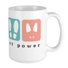 power evolution Mug