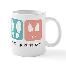 power evolution Small Mug