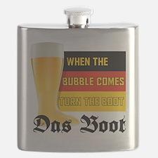 das_boot_3inch Flask
