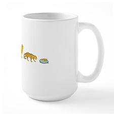 evolution sucks wh Mug