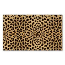 leopardprintlaptop Decal
