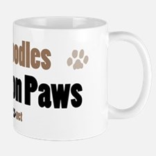 Shepadoodle dog Mug