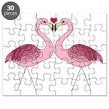 FlamingoLove Puzzle