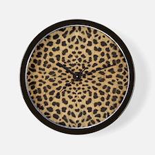 leopardprint4000 Wall Clock