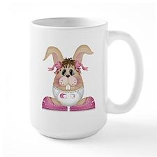 BABY GIRL BUNNY Mug