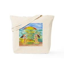 twins4 Tote Bag