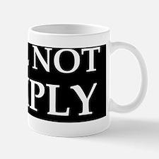 anti obama I will not complyddbump Mug
