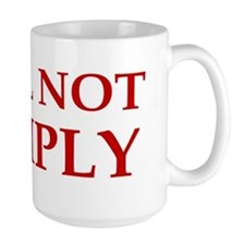 anti obama I will not complybump Mug