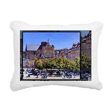 612 Rectangular Canvas Pillow