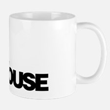 cant_stop_the_house Mug