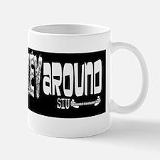 I LIKE TO MONKEY AROUND bumper Mug