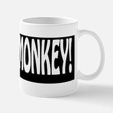 show me the monkey bumper Mug