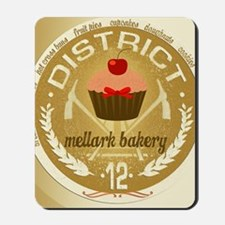 mellark bakery antique for buttons hunge Mousepad