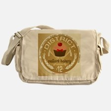 mellark bakery antique for buttons h Messenger Bag