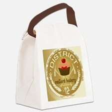 mellark bakery antique for button Canvas Lunch Bag