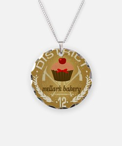 mellark bakery antique for b Necklace