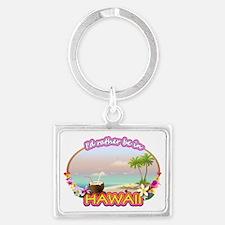 HAWAII 2 Landscape Keychain