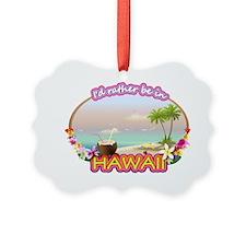 HAWAII 2 Ornament