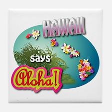 HAWAII 3 Tile Coaster