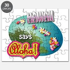 HAWAII 3 Puzzle