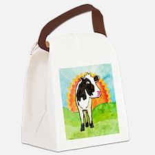 mensWallet Canvas Lunch Bag