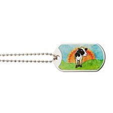 miniWalletDairyCow Dog Tags