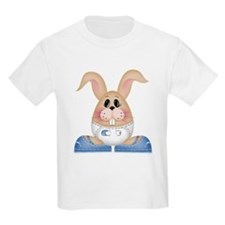 BABY BOY BUNNY Kids T-Shirt