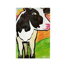 iphone3gDairyCow Rectangle Magnet