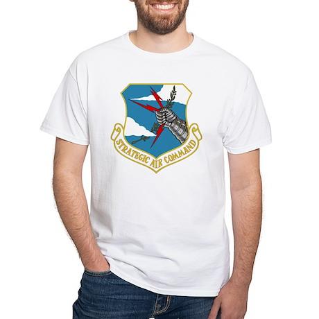 SAC White T-Shirt